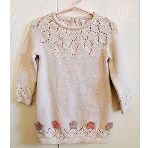 Catherine Malandrino Mini Sweater Dress w/ Hat